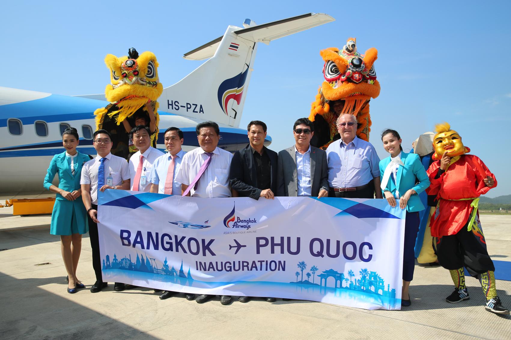 Bangkok Airways Phu Quoc