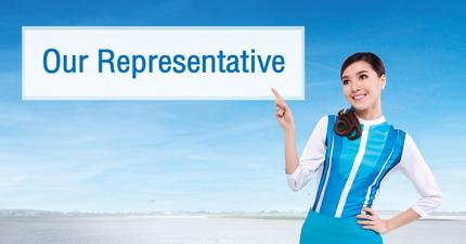 Our Representative