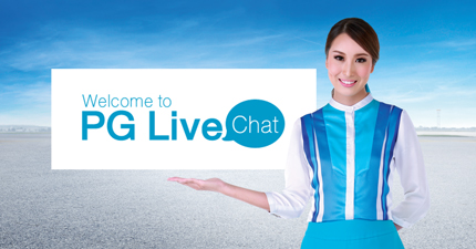 PG LIVE Chat