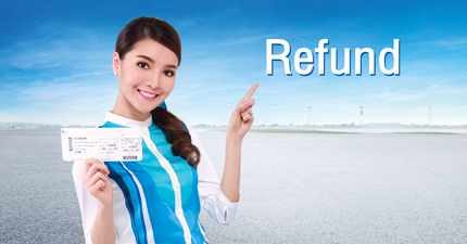 Online Refund requisition