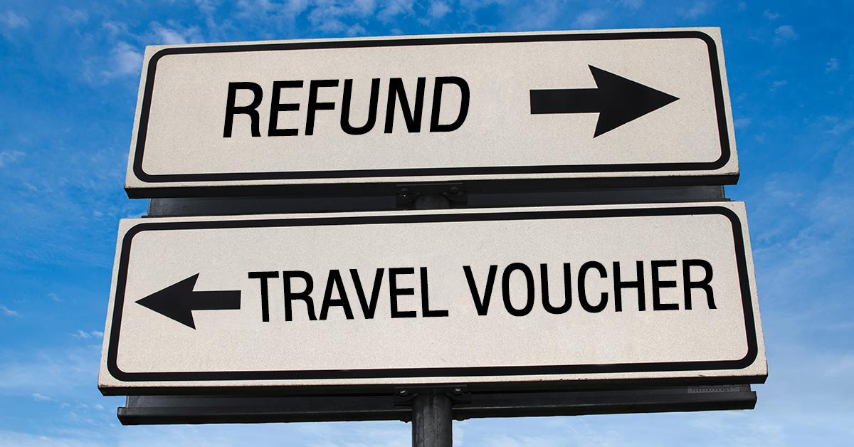 Refund & Travel Voucher requisition