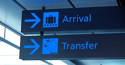 聯程託運行李