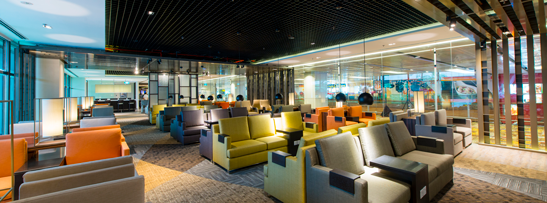Boutique LoungeSingapore Airport