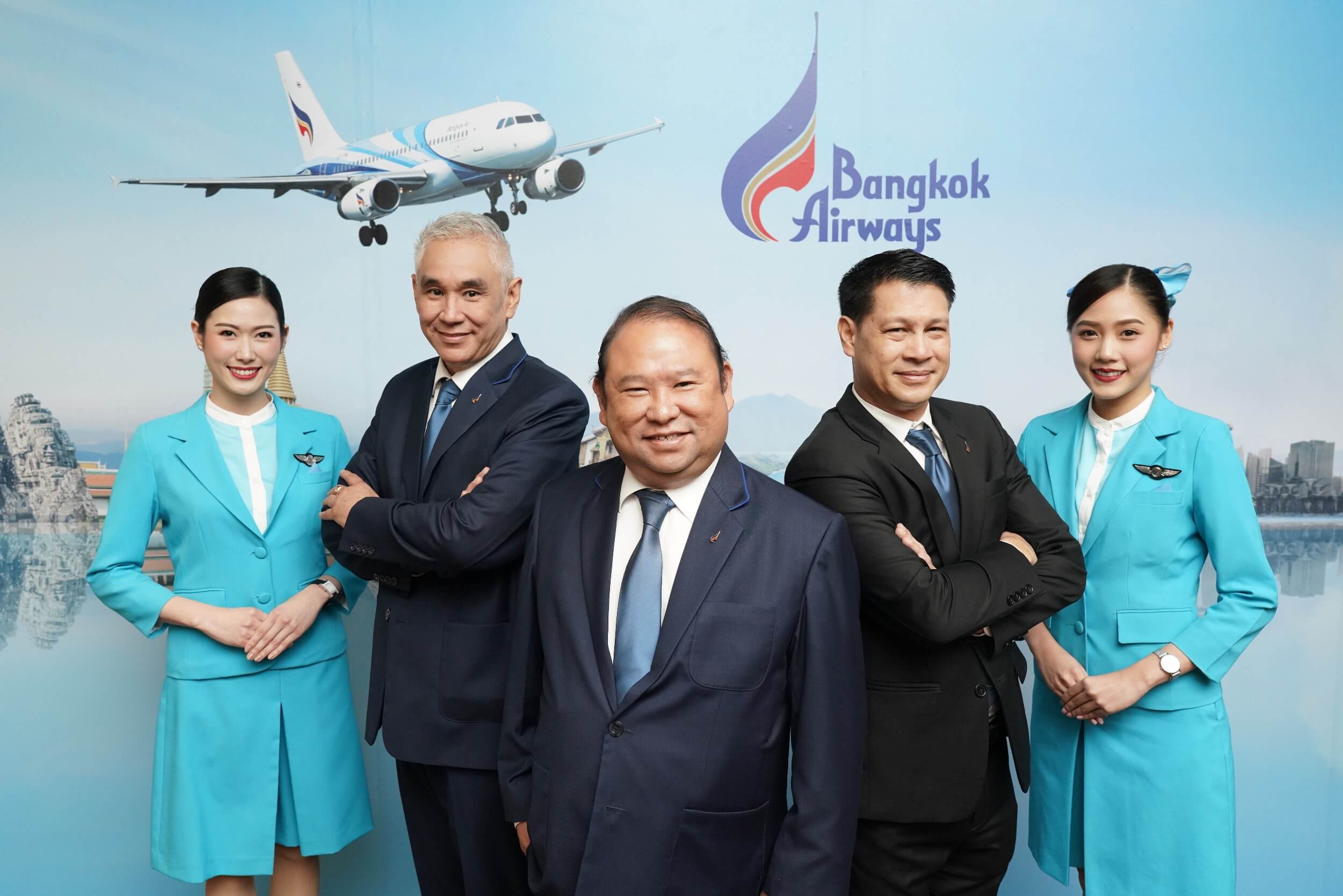 Bangkok Airways Reveals its Business Outlook for 2019