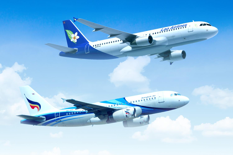 Bangkok Airways and Lao Airlines announce a new codeshare partnership -  Bangkok Airways